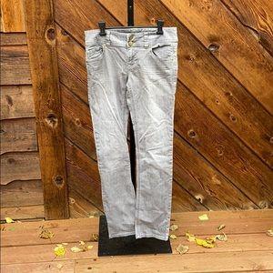 Cabi #332 Gray Lou Lou Jeans